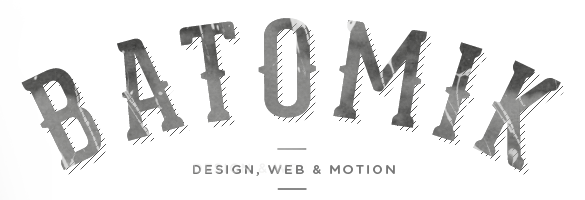 batomik design web & motion